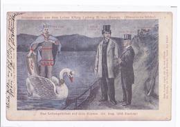 C-005 - König Ludwig V. Bayern - Das Lohengrinfest Auf Dem Alpsee - History
