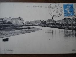 Dpt 14 Trouville La Touques No183 Ed GF - Other Municipalities