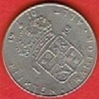 SWEDEN #  1 KR  FROM 1970 - Suède