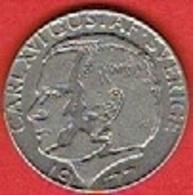 SWEDEN #  1 KR  FROM 1977 - Suède