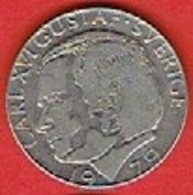SWEDEN #  1 KR  FROM 1979 - Suède