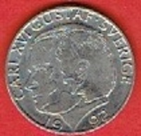 SWEDEN #  1 KR  FROM 1992 - Suède