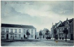 HAMME - Place De La Gare - SBP N° 5 - Hamme