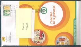 France, Entier Postal, Prêt à Poster, Monde 250g, TTB, Timbres De France, Sabine, Catalogue Phil@poste - Ganzsachen