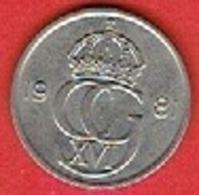 SWEDEN #  50 ØRE  FROM 1981 - Suède