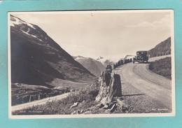 Small Post Card Of Hjelledalen, Sogn Og Fjordane, Norway,Q99. - Norway