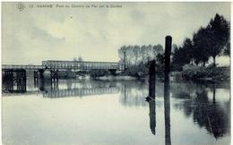 HAMME - Pont Du Chemin De Fer Sur La Durme - SBP N° 12 - Hamme