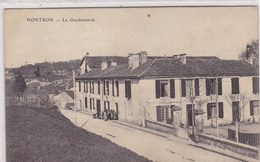 Dordogne - Nontron - La Gendarmerie - Nontron