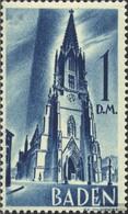 Franz. Zone-Baden 27 Gestempelt 1948 Freimarke - Zone Française