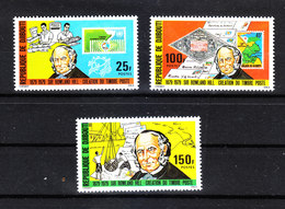 Gibuti  Djibouti  - 1979. Hill: Distribuzione Della Posta Mail Distribution And Stamps On Stamp. MNH Complete Set - Posta