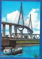 Deutschland; Hamburg; Köhlbrandbrücke - Mitte