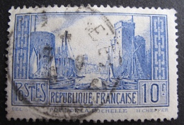 DF50500/99 - 1929 - PORT De LA ROCHELLE - N°261b (I) ☉ - Cote : 18,50 € - France