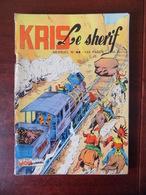 KRIS Le Shérif  N° 44 - Mon Journal