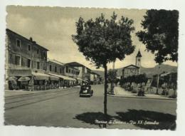 MARINA DI CARRARA - VIA XX SETTEMBRE   VIAGGIATA FG - Carrara