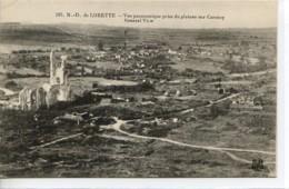 Dpt 62 ND De Lorette Vue Panoramique Prise Sur Carency Guerre 14-18 - France