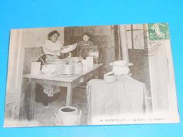 78 ) Rambouillet - La Ruche - N° 18 - La Crèmerie  - Année 1910 - EDIT : Comptoir Parisien - Rambouillet