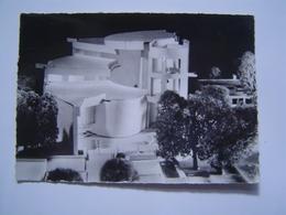 CARTE POSTALE Ancienne : EGLISE SAINT FRANCOIS D' ASSISE / MULHOUSE / Architecte HERMANN BAUR ( BALE ) - L'Arbresle