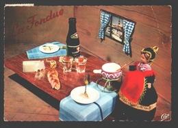 La Fondue - La Savoyarde - 1966 - Recettes (cuisine)