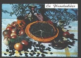 La Pissaladière - 1968 - Recettes (cuisine)