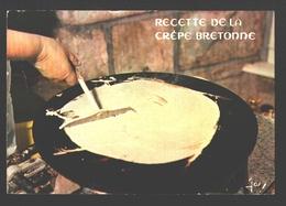 Recette De La Crèpe Bretonne - Recettes (cuisine)