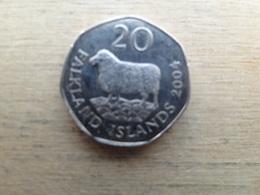 Falkland  20  Pence  2004  Km 134 - Falkland Islands