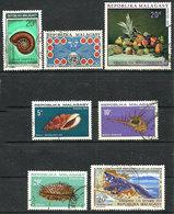 Madagascar - 1970 - 7 TP - Oblitéré - Madagascar (1960-...)