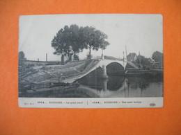 CPA  Soissons - Le Pont Nef - The New Bridge  1915 - Soissons