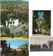 CPA 06 Alpes-Maritimes Mouans-Sartoux Vue Générale Le Château - Autres Communes