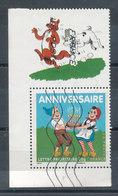 4081 Anniversaire - Sylvain Et Sylvette - Usados