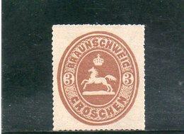 BRAUNSCHWEIG 1865 ** - Brunswick