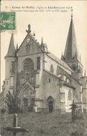 72 VION  L'Eglise De Lhuitre - Eglises Et Couvents