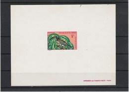 NIGER EPREUVE DE LUXE  THEME OISEAU - POSTE N° 238  -TOCKUS NASUTUS - Niger (1960-...)
