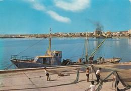 Manfredonia - Porto , Pescatori 1968 - Manfredonia