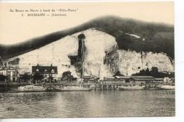 Dpt 76 Biessard Carrieres Serie De Rouen Au Havre A Bord Du Felix  Faure No5 - France