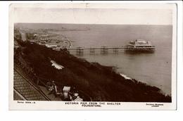 CPA - Carte Postale Royaume Uni -  Kent > Folkestone- Victoria Pier From The Shelter- S5178-1 - Folkestone