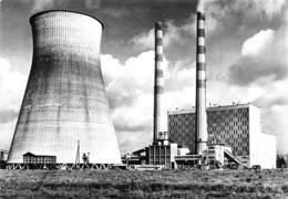 Wavrin - Centrale Thermique Des Ansereuilles Mise En Service En 1959 - France
