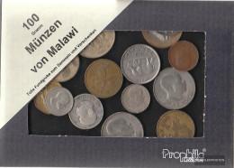Malawi 100 Grams Münzkiloware - Kilowaar - Munten