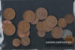 United Kingdom - Island Man 100 Grams Münzkiloware - Kiloware - Münzen