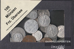 France 100 Grams Münzkiloware French Overseas Territories - Coins & Banknotes