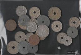 Belgium 100 Grams Münzkiloware  Until 1946 - Coins & Banknotes