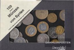 Syria 100 Grams Münzkiloware - Kiloware - Münzen