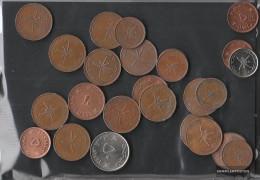 Oman 100 Grams Münzkiloware - Coins & Banknotes