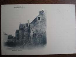 Dpt 77 Montereau Ancienne Prison Ca 1899 - Montereau