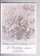 SAN CRISTINO MARTIRE...PORTOFERRAIO....SANTINO.....HOLY CARD..SANTINI - Religione & Esoterismo