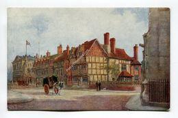 Chapel Street And Nash House Stratford-on-Avon - Stratford Upon Avon