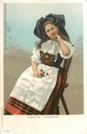 CPA Bas Rhin - Folklore 67/11 - France