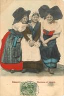 CPA Bas Rhin - Folklore 67/17 - France