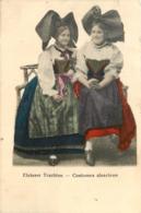 CPA Bas Rhin - Folklore 67/22 - France