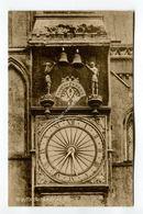 Wells Cathedral Clock - Wells
