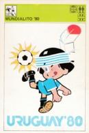 MUNDIALITO 80',SVIJET SPORTA SOCCER CARD - Soccer